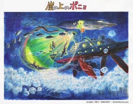 Le monde marin, une merveille du film