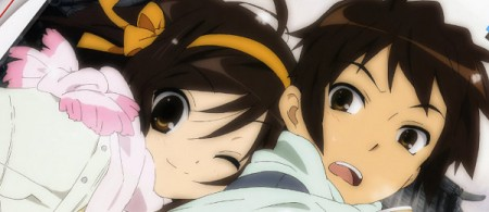 Haruhi & Kyon